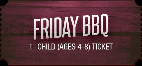 MuleDays_Ticket_Fri_BBQ_Child