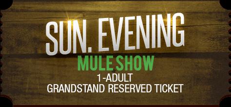 MuleDays_Ticket_Sun_MuleShow_Eve_Reserve_2