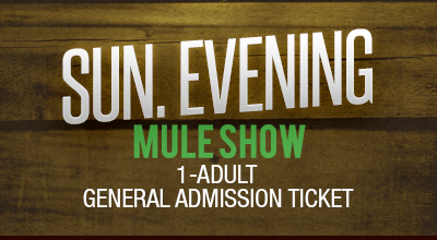 MuleDays_Ticket_Sun_MuleShow_Evening