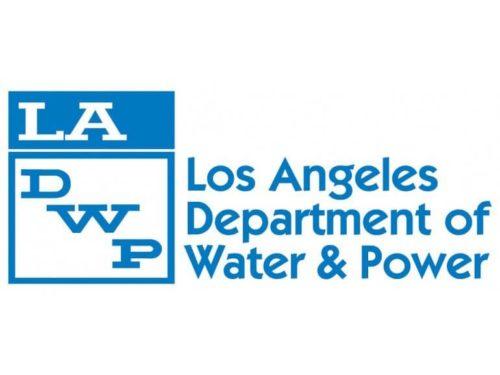 Los Angeles Dept Water Power