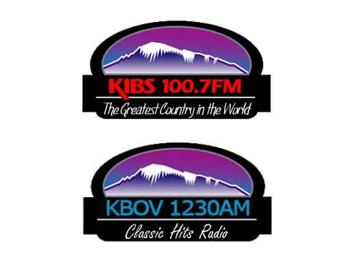 KIBS KBOV radio