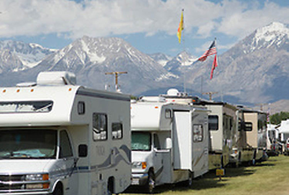Pre-Sale RV Spaces to Large RV Groups